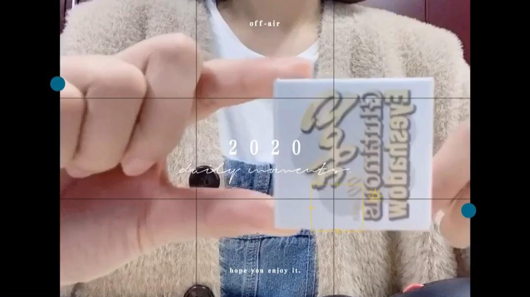 🍿新鲜的橘朵眼影👀来了 🍿还不快来看看 @蘑菇美颜社  #2020年新入手的美妆品#