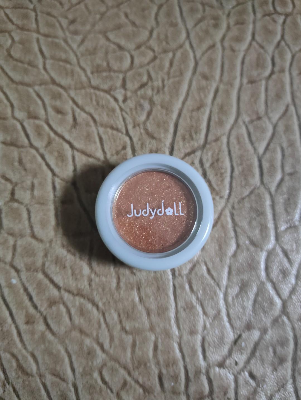 菇菇送的礼物到啦  橘朵眼影 爱了爱了 @蘑菇美颜社   绝美单色眼影 嫩爆了 #约会化妆用这个#