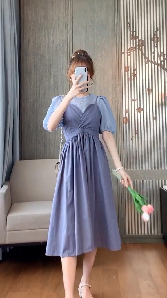 你们要的连衣裙来啦 #今天穿什么#
