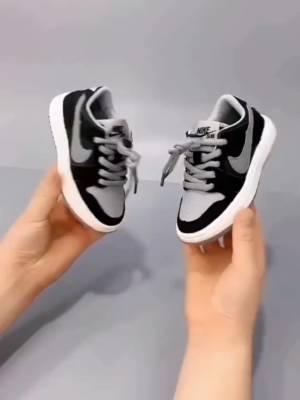 这样的高级灰,儿子穿上不要太上档次#童鞋穿搭分享 #哇撒哇撒 #太好看了怎么办  #换鞋变一身#