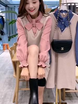 洋气显瘦连衣裙,谁穿谁好看 #穿搭日志#