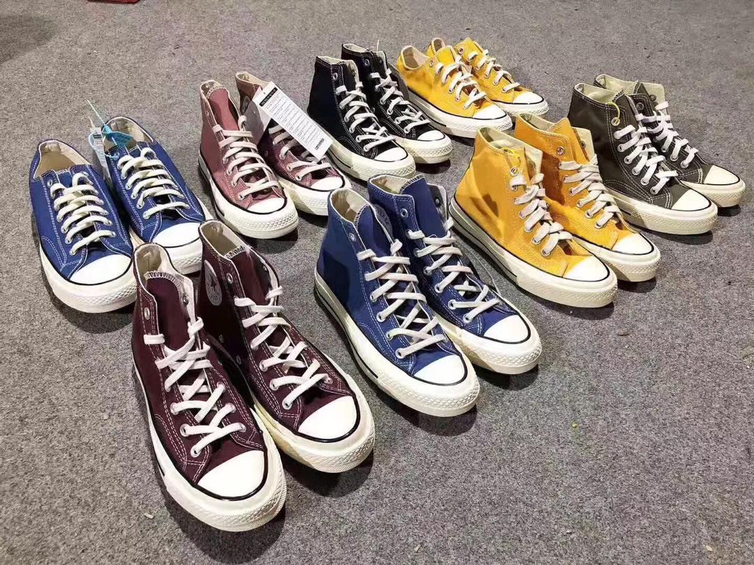 十一活动🇨🇳 Vans/匡威福袋  两双仅需¥399💰  下单当天发货 数量有限 买到就是赚到 #夏日必备帆布鞋#