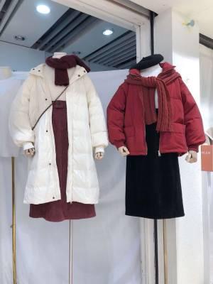 最近get了一家宝藏店铺 入冬穿搭就选她家吧,每一套都是韩系温柔风呀 #今天穿什么#