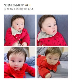 哈喽 各位宝宝们 耳朵这段时间可能暂时有事情 先不直播哈 直播时间到时候通知哈 附上小奶油一张图 哈哈哈哈