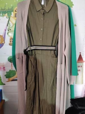 裙子完美,连配饰的腰带,质量都很好,认准苏薇教穿搭 #春上新直播间安利#