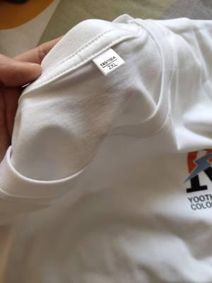 应该是纯棉的,手感不错,没有线头。质量挺好的 #叶子yzzz粉丝晒单#
