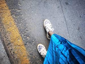 这鞋好穿的不要不要了,相信叶子相信irt #叶子yzzz粉丝晒单#